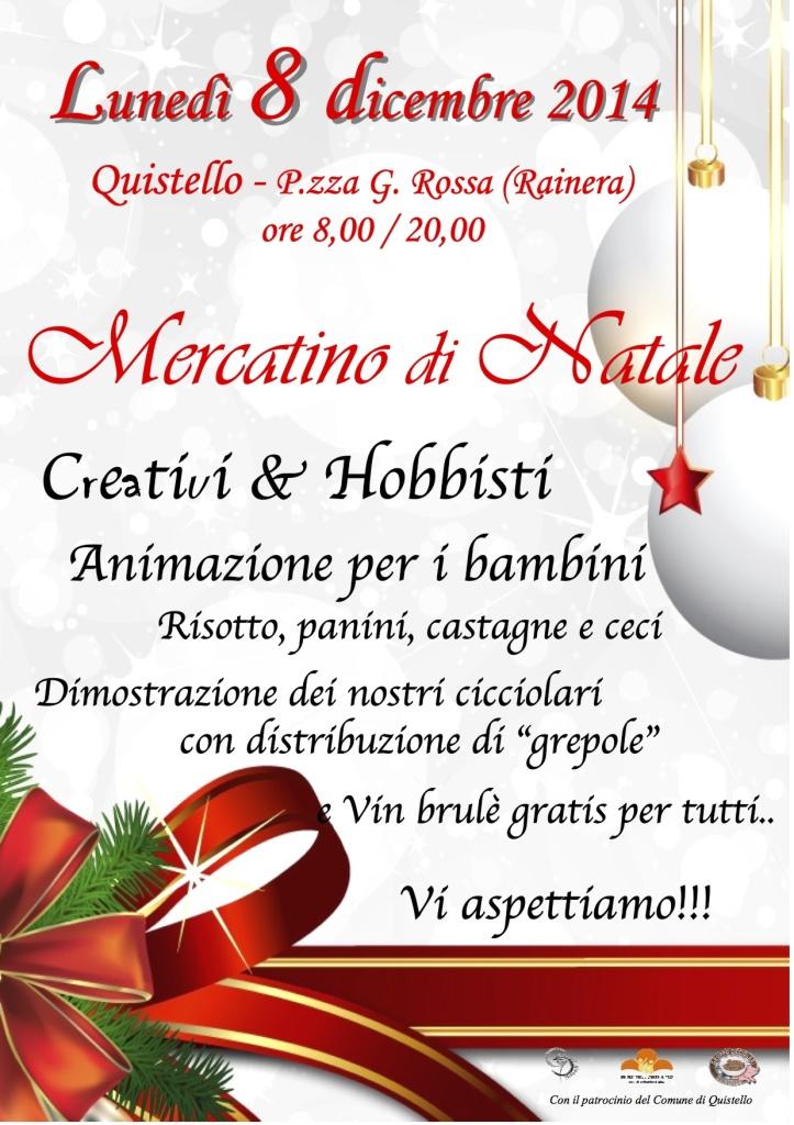 Mercatini di Natale 2014 a Quistello