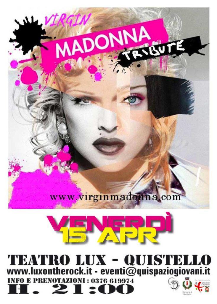 Concerto Tributo a Madonna