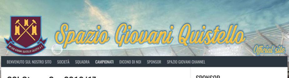 Nuovo sito web dedicato al Futsal Calcio a 5